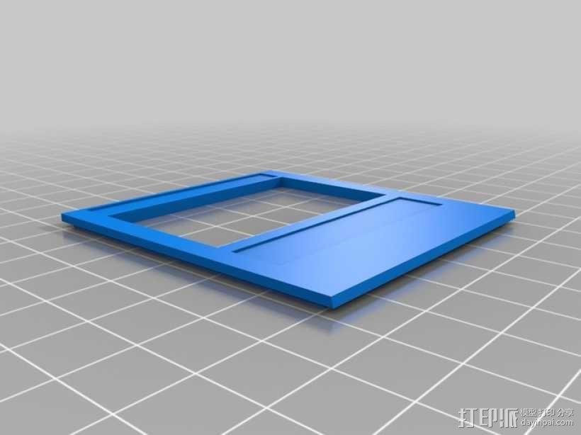 分光仪 3D模型  图5