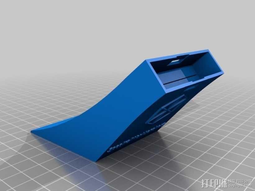 分光仪 3D模型  图7