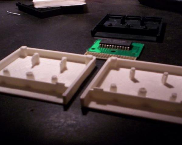 游戏机磁盘盒 3D模型  图7
