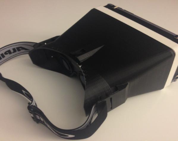 体视镜 3D模型  图2