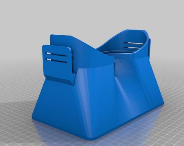 体视镜 3D模型  图4