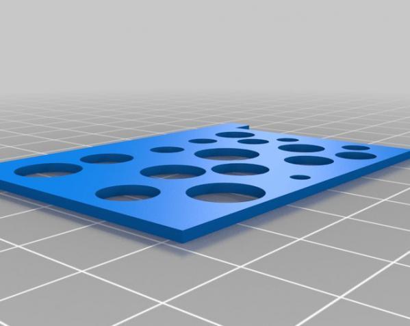 玻璃录音机 3D模型  图8