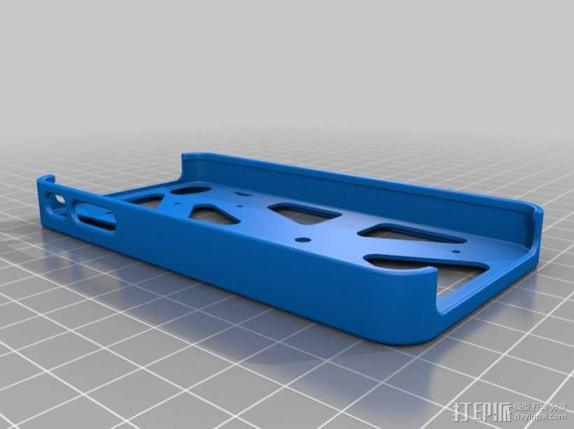 齿轮手机壳 3D模型  图5