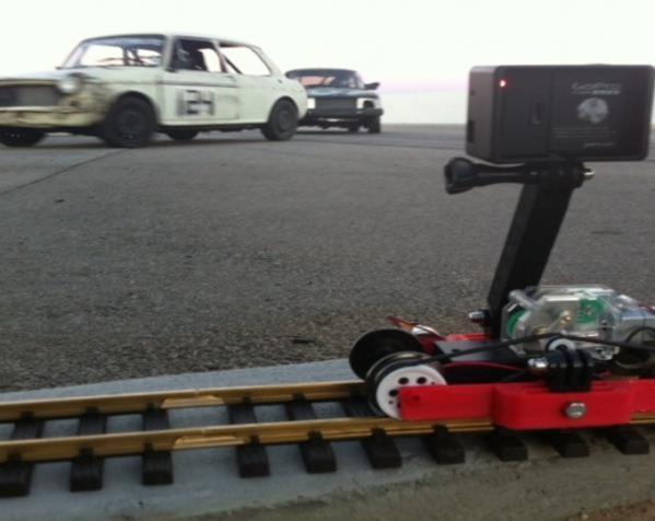 相机运动控制装置 3D模型  图2