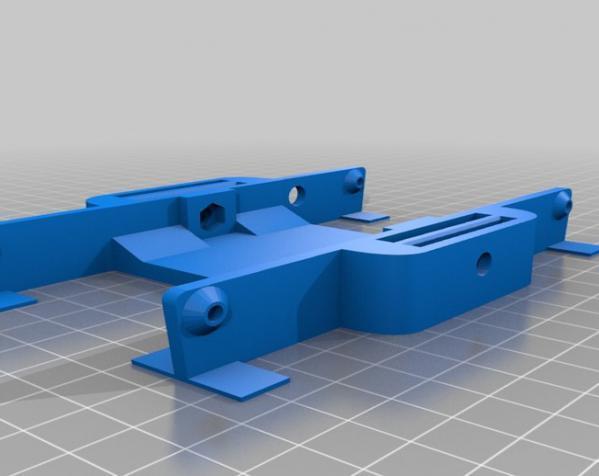 相机运动控制装置 3D模型  图5
