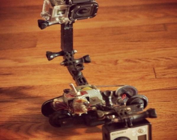 相机运动控制装置 3D模型  图4