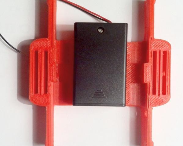 相机运动控制装置 3D模型  图6