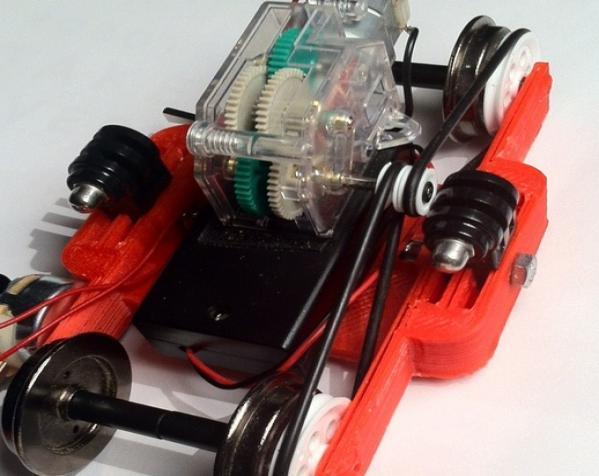 相机运动控制装置 3D模型  图10