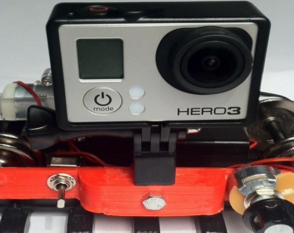 相机运动控制装置 3D模型  图13