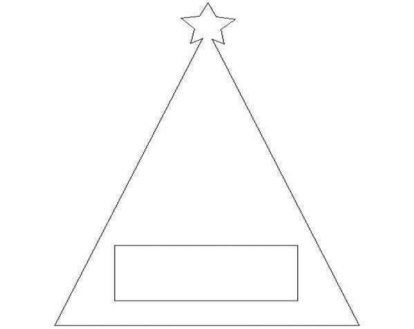 圣诞树 3D模型  图2