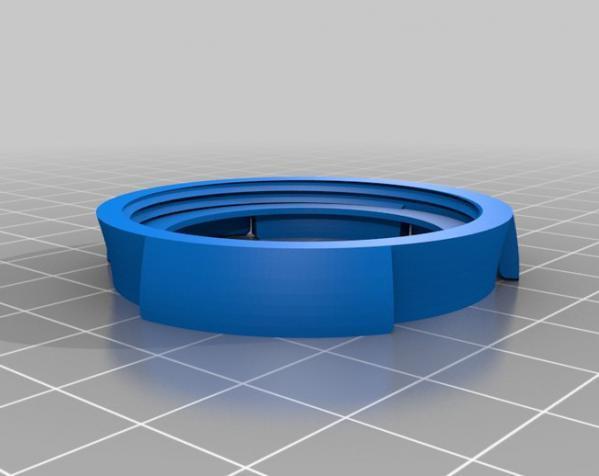 手工摄像头 3D模型  图5