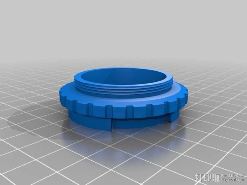 手工摄像头 3D模型  图17