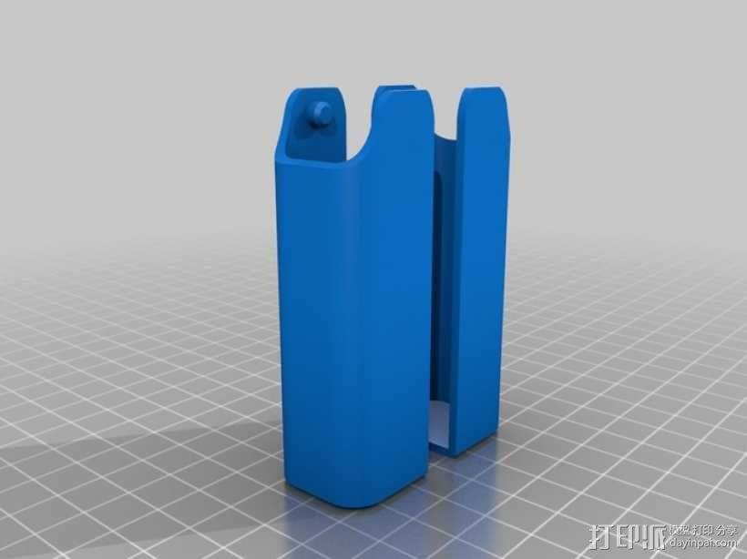 耳机收纳盒 3D模型  图5
