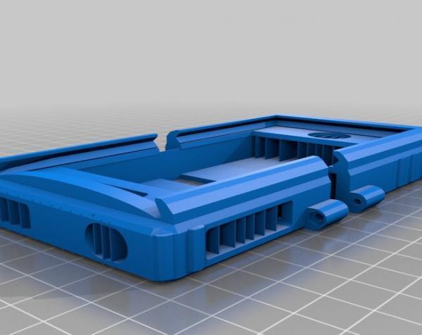 坦克 手机壳 3D模型  图9