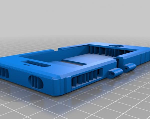 坦克 手机壳 3D模型  图10