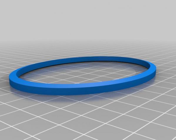 头戴式耳机 3D模型  图8