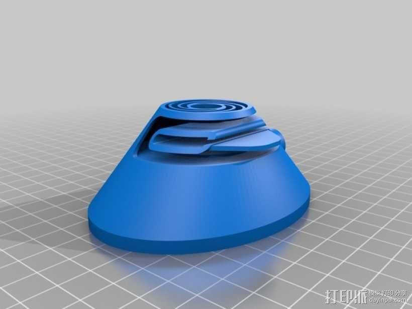 头戴式耳机 3D模型  图11
