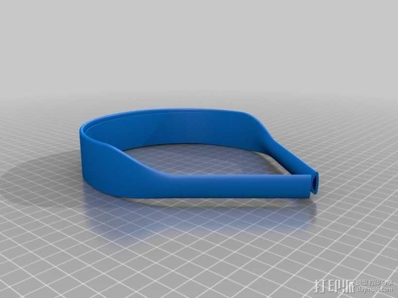 头戴式耳机 3D模型  图14