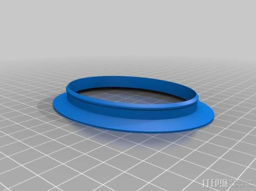 头戴式耳机 3D模型  图16