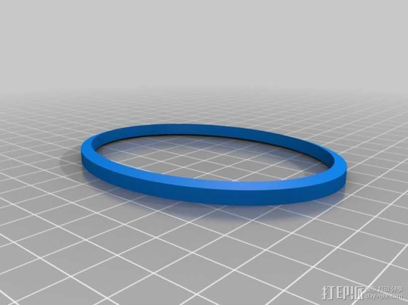 头戴式耳机 3D模型  图17