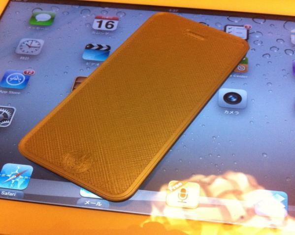 Iphone 5 3D模型  图3