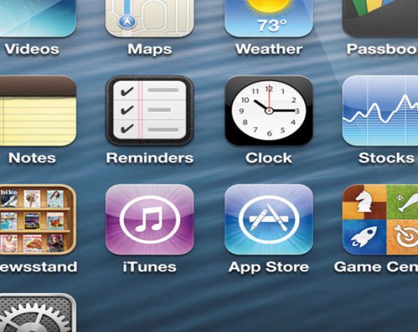 Iphone 5 3D模型  图2