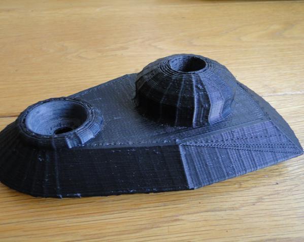 街机摇杆 3D模型  图11