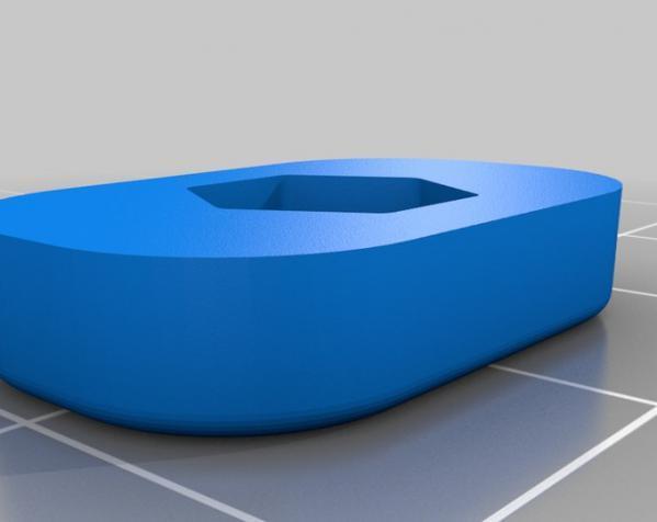 照相机座架 3D模型  图4
