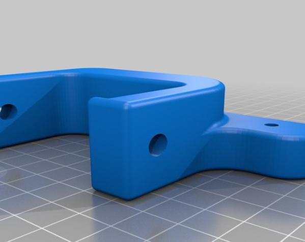 照相机座架 3D模型  图6