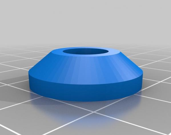 照相机座架 3D模型  图5