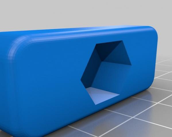 照相机座架 3D模型  图7
