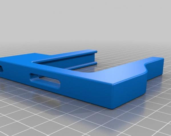 照相机座架 3D模型  图9