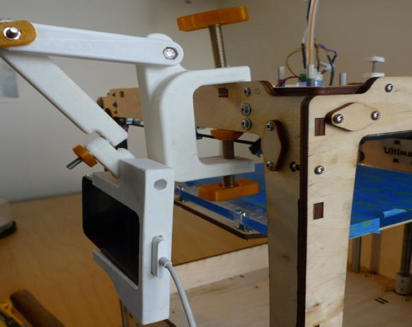 照相机座架 3D模型  图10