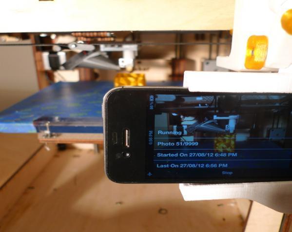 照相机座架 3D模型  图13