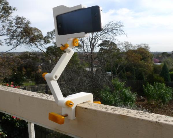 照相机座架 3D模型  图14