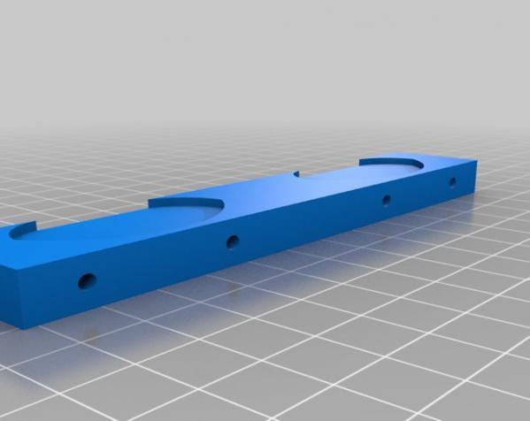 摄像机底座 3D模型  图2
