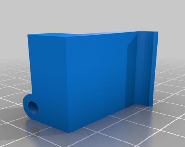摄像机底座 3D模型  图4