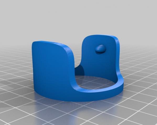 电线收纳 3D模型  图6