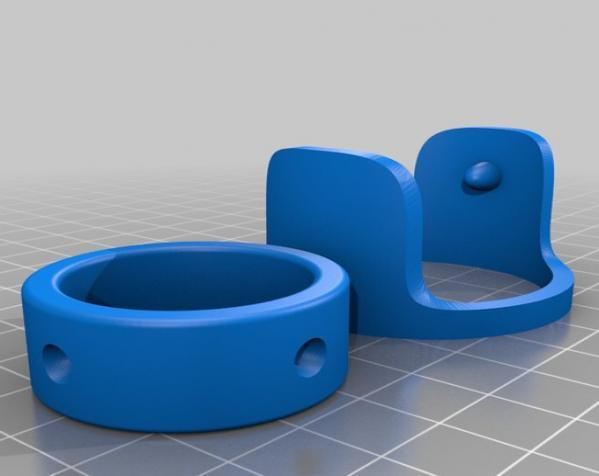 电线收纳 3D模型  图8