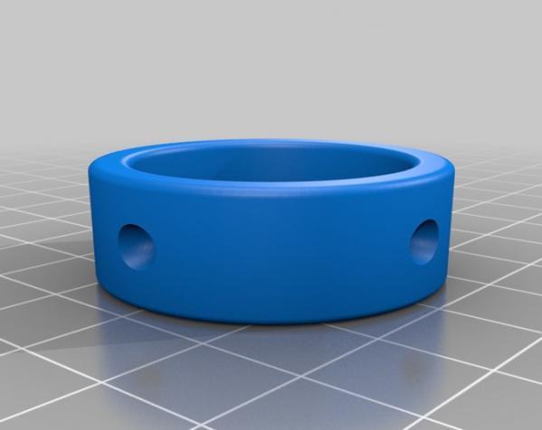 电线收纳 3D模型  图7