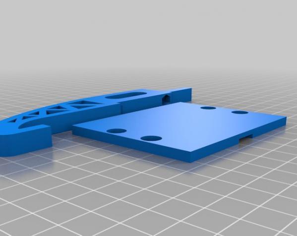 IPad支架 3D模型  图11