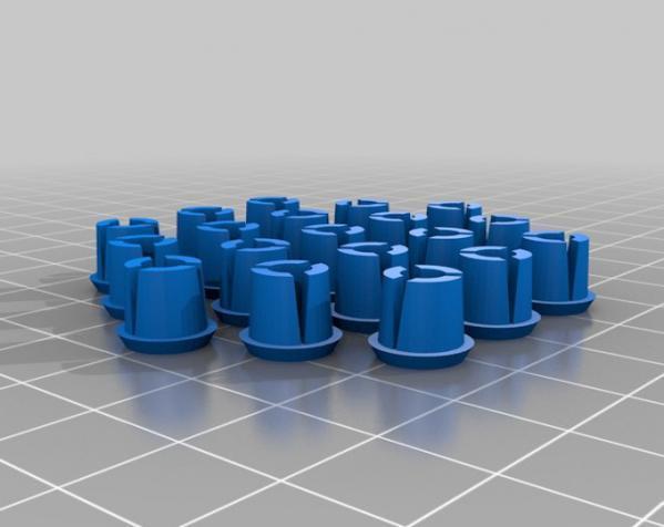 几何音箱 3D模型  图3