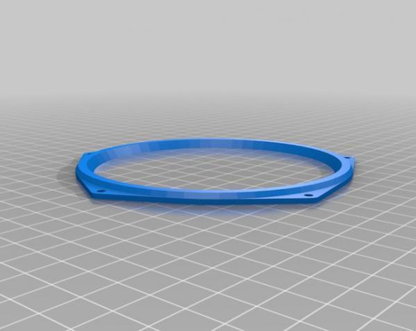 几何音箱 3D模型  图4