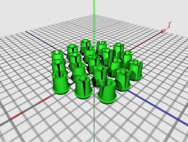 几何音箱 3D模型  图13