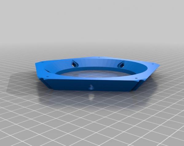 几何音箱 3D模型  图11