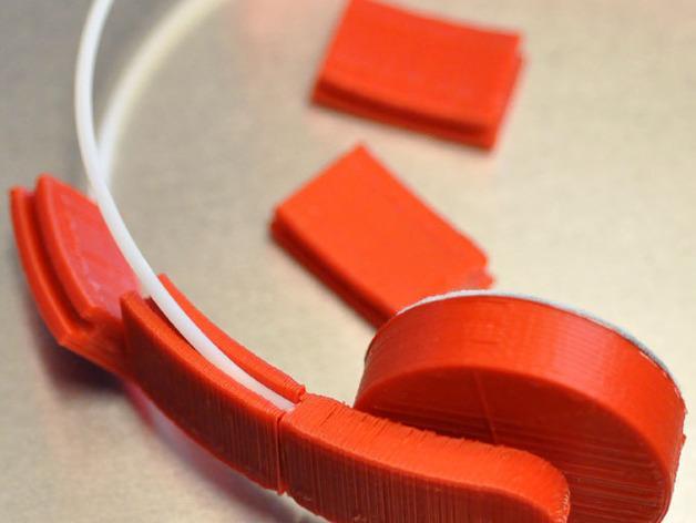 耳机适配器 3D模型  图2