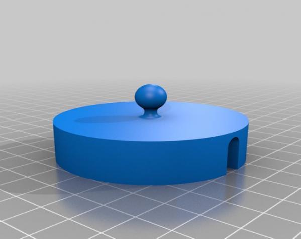 耳机适配器 3D模型  图5