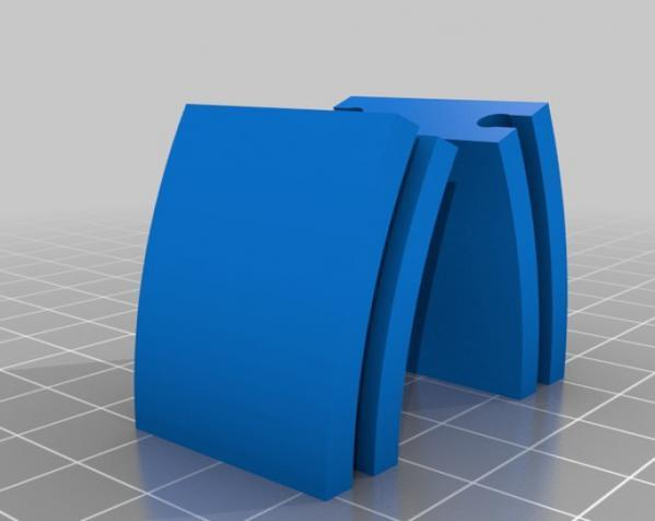 耳机适配器 3D模型  图6
