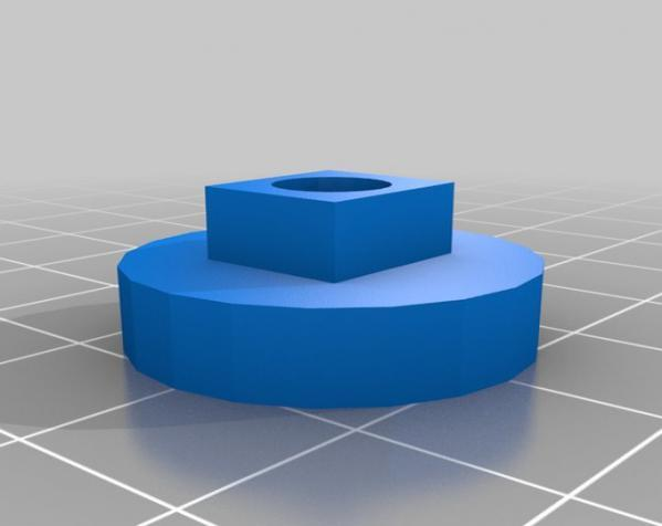 DSLR单反相机小导轨车  3D模型  图4