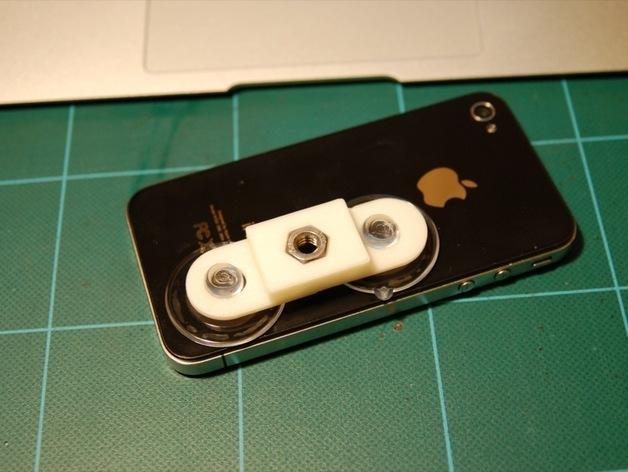 iPhone 4 三角架 3D模型  图4